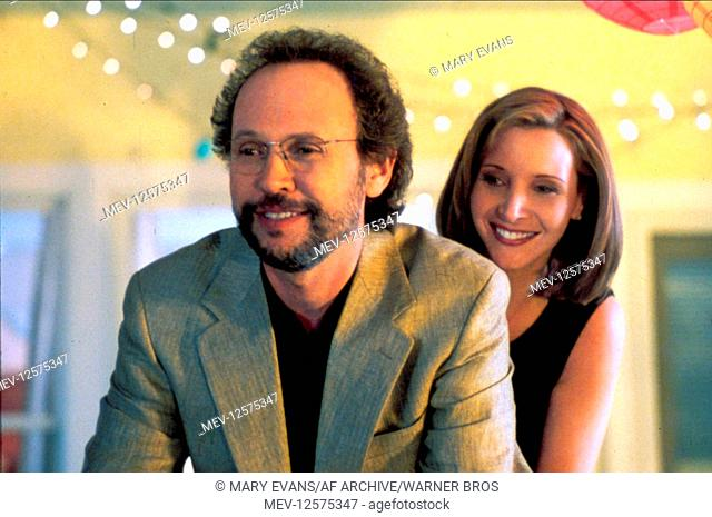 Billy Crystal Lisa Kudrow Characters Dr Ben Sobel Laura Macnamara Sobel Film Analyze This Stock Photo Picture And Rights Managed Image Pic Mev 12575347 Agefotostock