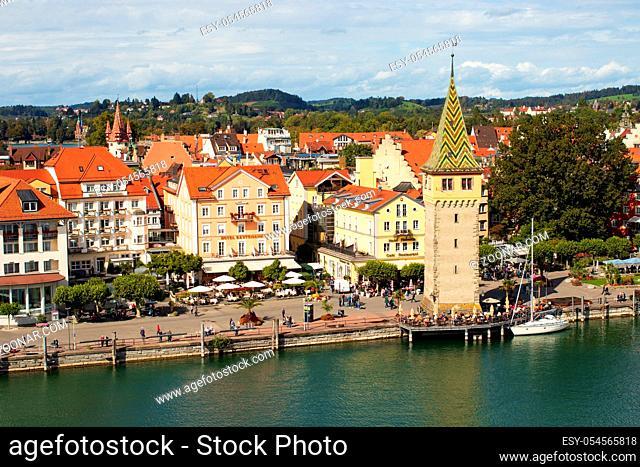 Lindau am Bodensee/Deutschland - Lindau at the Lake Constance/Germany