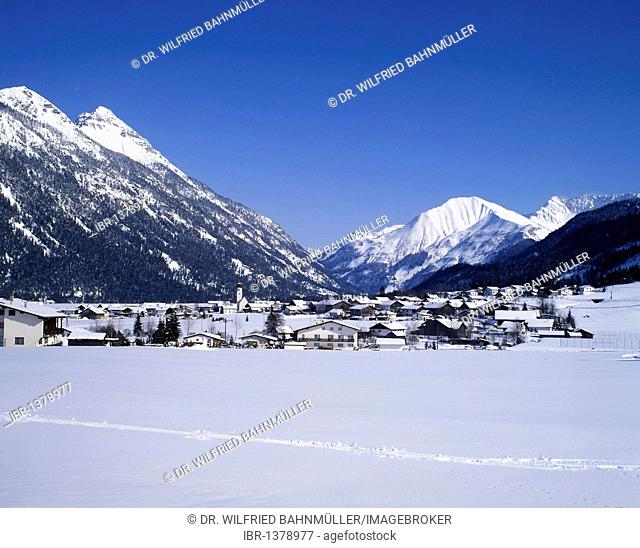 Heiterwang near Reutte, Tirol, Austria, Europe