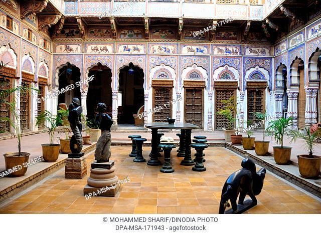 Haveli , Fatehpur Shekhawati , Rajasthan , India