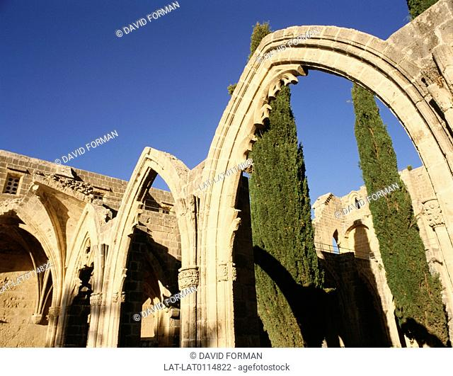 The main attraction of the village of Bellapais is Bellapais Abbey,the abbey of peace,built by monks of the Premonstratensian or Augustinian order in the 13th...