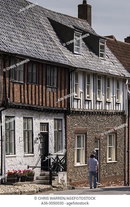 Little Walsingham Norfolk England