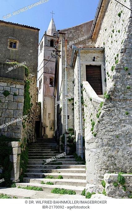 Church of Saint Mary, Plomin, Istria, Croatia, Europe