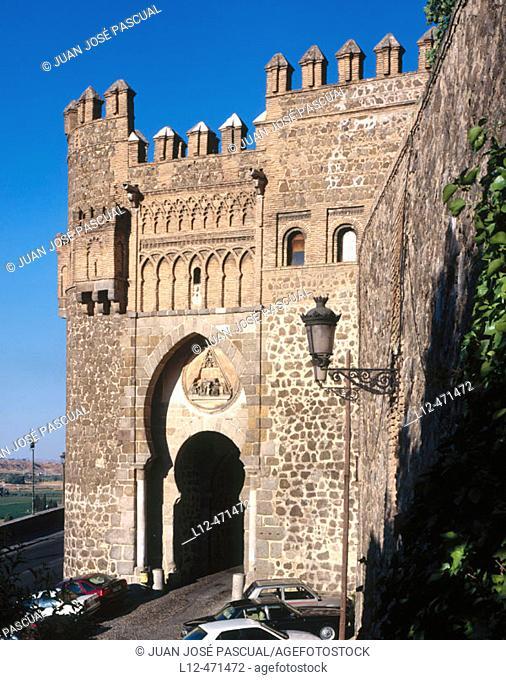 Puerta del Sol, Toledo. Castilla-La Mancha, Spain