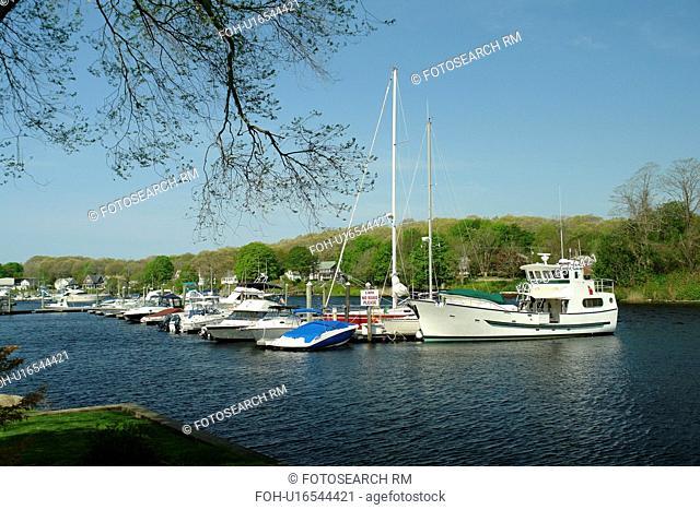 Stonington, CT, Connecticut, harbor