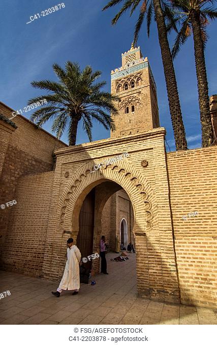 Koutoubia. Marrakesh. Morocco
