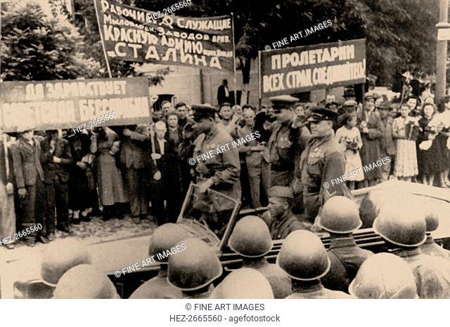 Soviet occupation of Bessarabia, 1940, 1940
