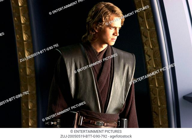 RELEASE DATE: May 19, 2005. MOVIE TITLE: Star Wars: Episode III-Revenge of the Sith. STUDIO: Lucasfilm. PLOT: A maturing Anakin Skywalker goes to the dark side...