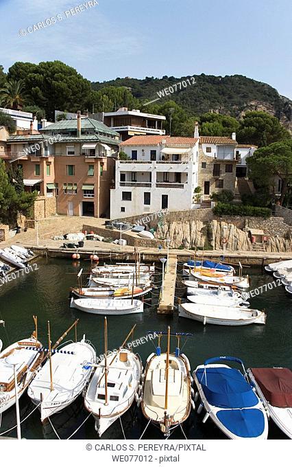 Aiguablava. Baix Emporda, Girona province, Catalonia, Spain