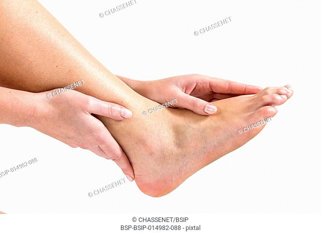Naked girls keep touching toes Close Up Of A Naked Woman Touching Her Toes Stock Photo Picture And Rights Managed Image Pic Vpm S 07 232 061 Agefotostock