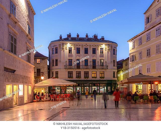 Piazza Heritage Hotel, Narodni Trg, Split, Croatia