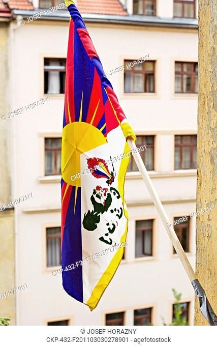 tibetian flag