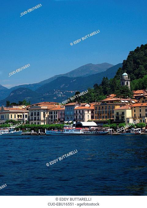 Bellagio, Como Lake, Lombardy, Italy, Europe