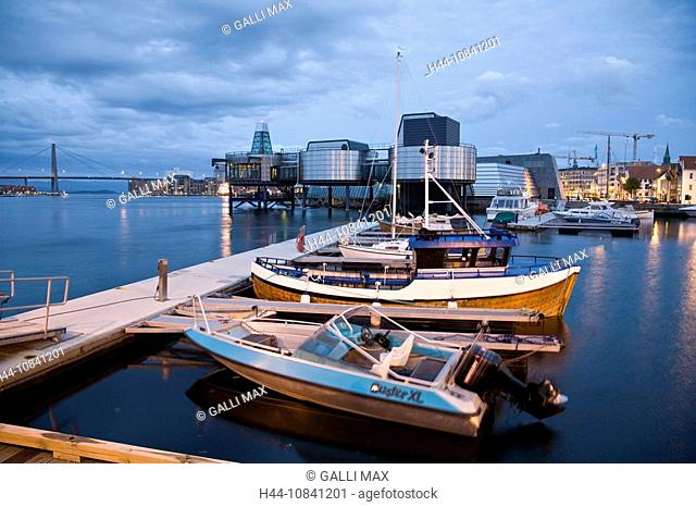 Norway, Town, Stavanger, city, Museum, Northern Europe, Norwegian Petroleum Museum, Rogaland, place of interest, Scand
