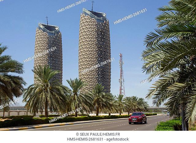 Emirates, Abu Dhabi, Al Bahr towers