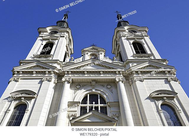 Cathedral of St Nicholas, Sremski Karlovci, Serbia