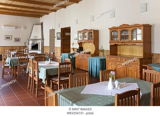 Palmse Manor Restaurant Dining Room