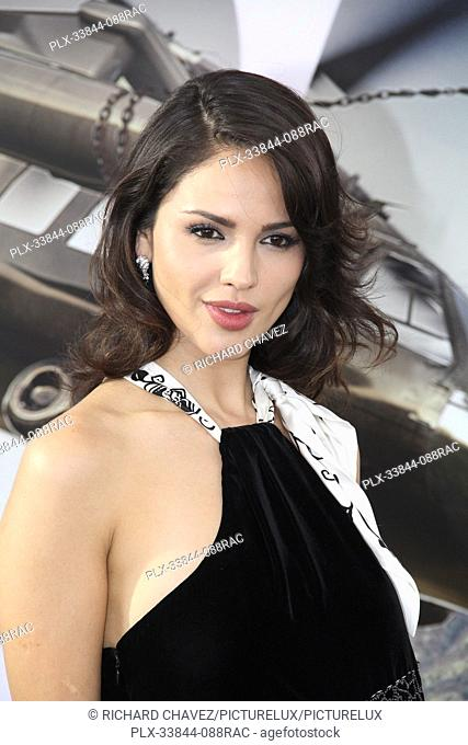 "Eiza Gonzalez at the Universal Pictures World Premiere of """"Fast & Furious Presents: Hobbs & Shaw"""". Held at the Dolby Theater in Hollywood, CA, July 13, 2019"
