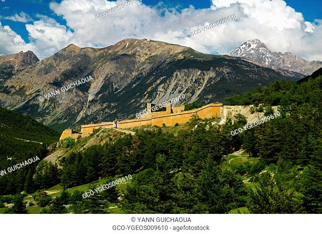 FORT DAUPHIN, BRIANCON, HAUTES ALPES, FRANCE