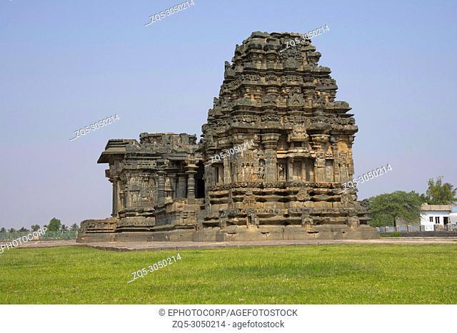 Kashivishvanatha Temple, Lakkundi in Gadag District of Karnataka