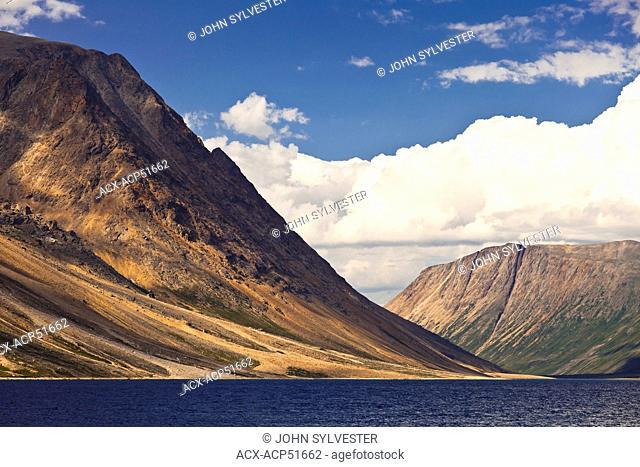 Saglek Fiord, Torngat Mountains National Park, Newfoundland & Labrador, Canada