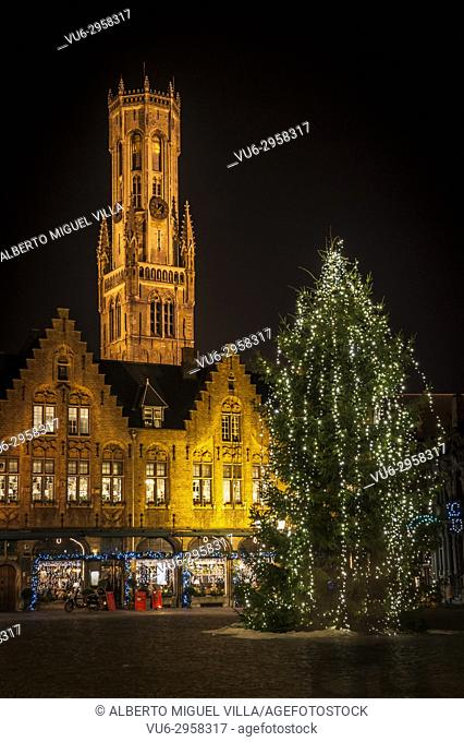 City of Belgium, Brugge, beautiful to visit in any season of the year. Very well maintained and offering postcards in every corner of this city full of...