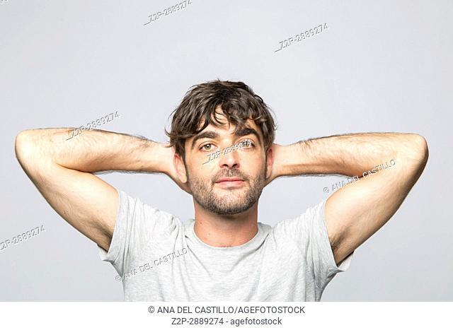 Mid-adult man