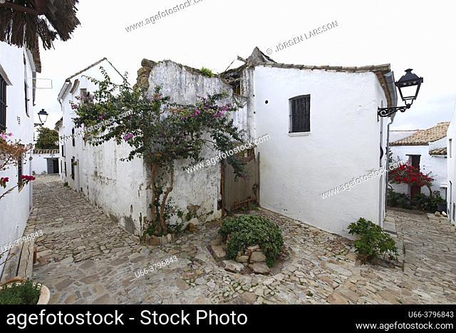 Castillo de castellar Andalucia, Spain