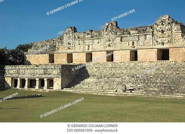 Templo Uxmal