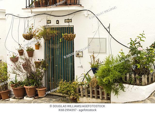 Canillas de Albaida, Malaga province, Spain