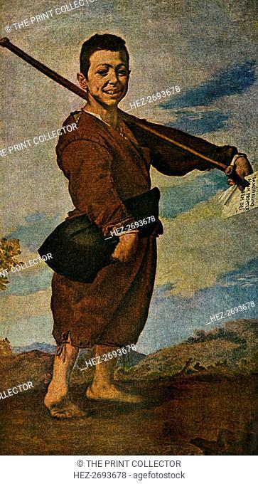 'The Club-Foot', 1652, (1938). Artist: Jusepe de Ribera