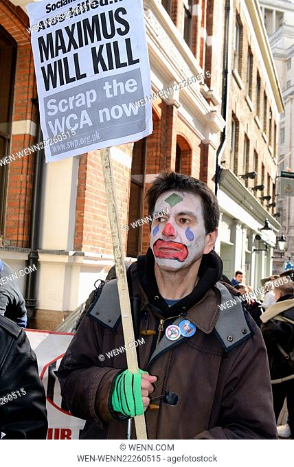 Disabled People Against Cuts hold a day of action against Maximus. Maximus are due to carry out assessments on sick and disabled people on their capabilities to...