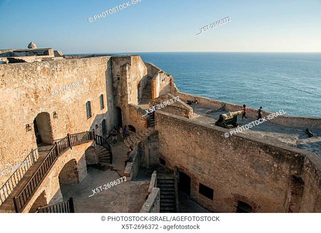 El Morro fortress, Santiago de Cuba, Cuba