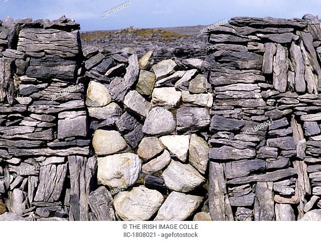 Aran Islands, Inishmore, Temporary Stone Gate