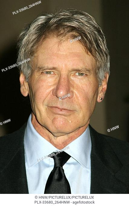 """Harrison Ford 02/05/07 """"""""45th ICG Publicists Awards"""""""" @ Beverly Hilton Hotel, Beverly Hills Photo by Ima Kuroda/HNW / PictureLux File Reference # 33680-264HNW"""