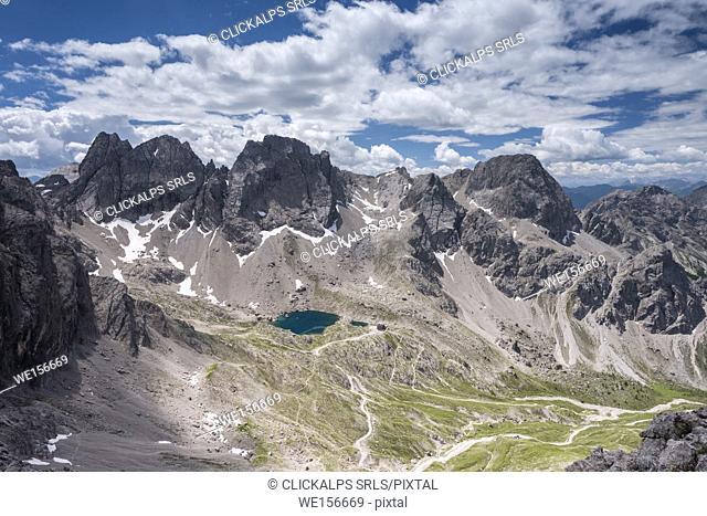 Lienz Dolomites, East Tyrol, Austria