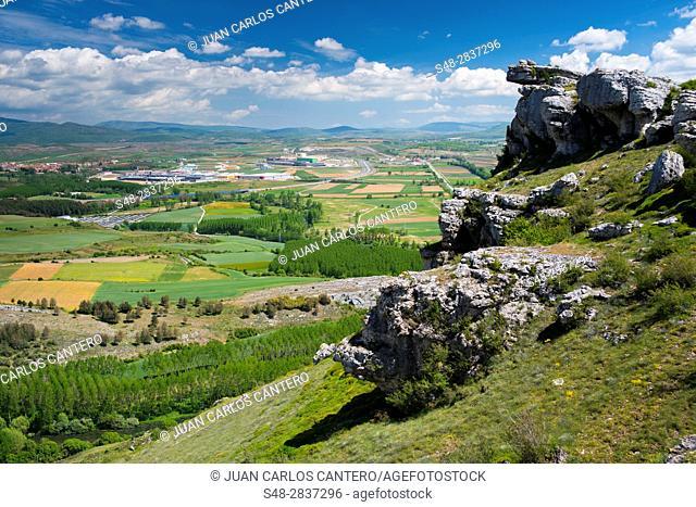 Las Tuerces es un espacio natural protegido de la provincia de Palencia, comunidad autónoma de Castilla y León, España