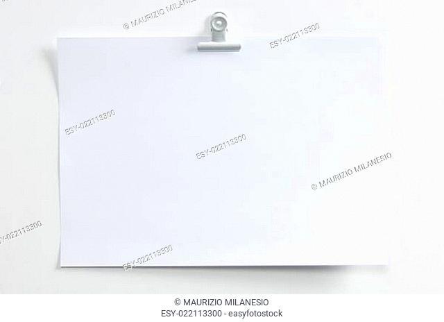 Blank post