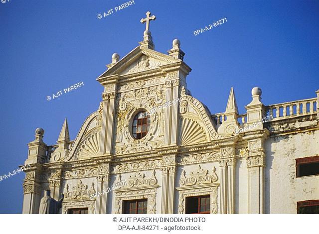Saint  Paul church , diu union territory , India