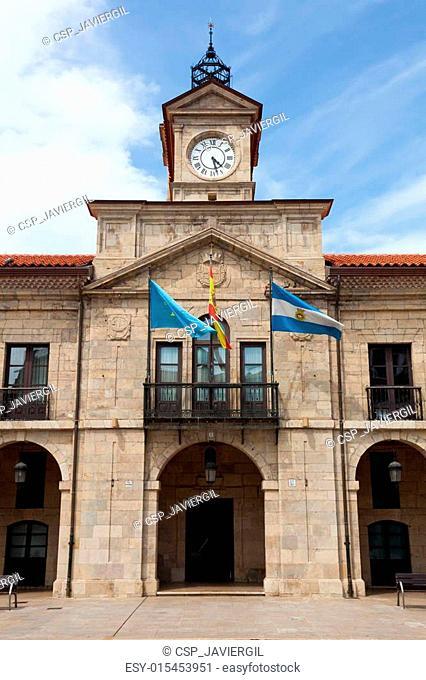 Council of Aviles, Asturias, Spain