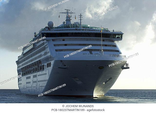 Sint Maarte, Philipsburg, Cruise pier and Terminal