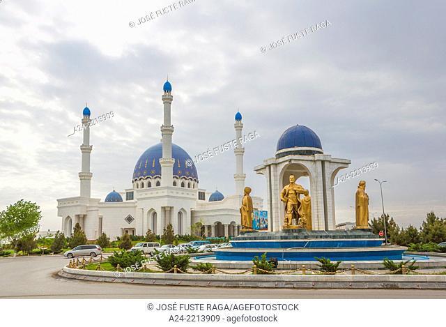 Turkmenistan , Mary City , Mary Mosque