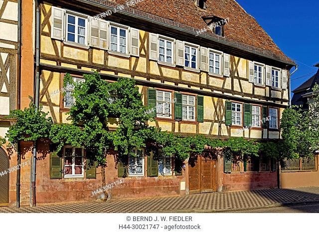 Haus Schaaf, historisch