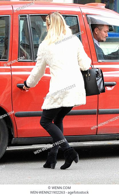 Fearne Cotton seen out in London leaving Radio One Studios Featuring: Fearne Cotton Where: London, United Kingdom When: 07 Nov 2014 Credit: WENN.com