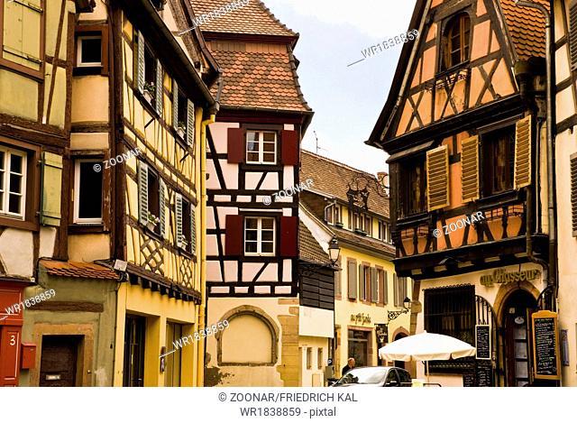 Colmar, France, Alsac, europe