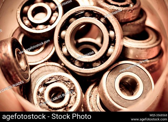 gears and bearings