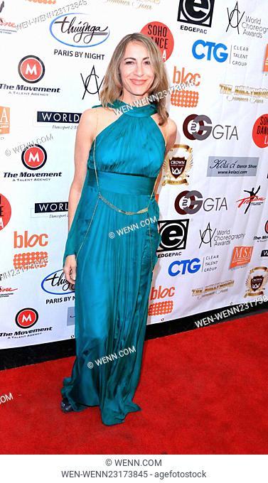 World Choreography Awards at The Ricardo Montalban Theatre - Arrivals Featuring: Judi Beecher Where: Los Angeles, California
