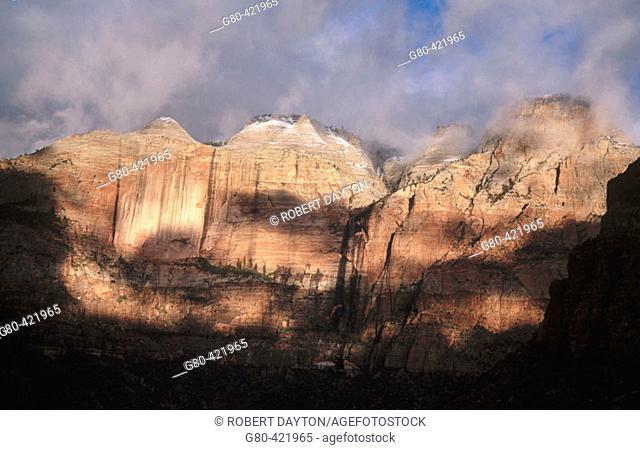 Zion National Park. Utah, USA