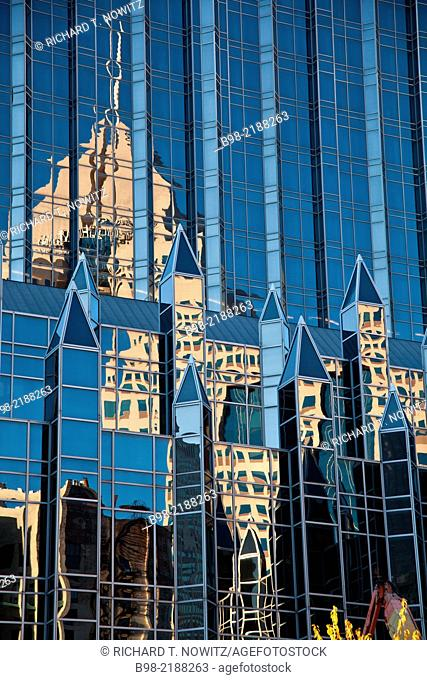 PPG Place office Tower Reflections