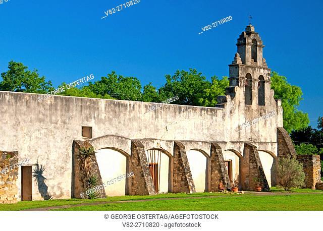Mission San Juan, San Antonio Missions National Historic Park, Texas